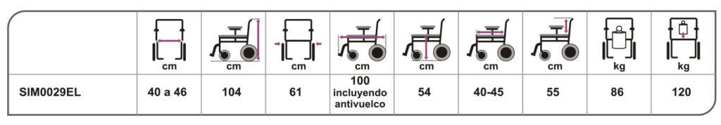 MEDIDAS-SIM0029EL