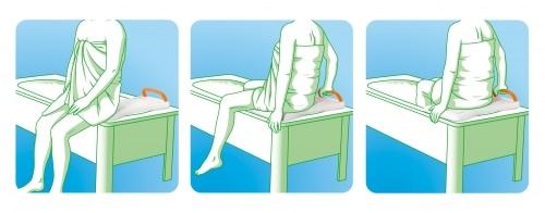 Esquema tabla bañera