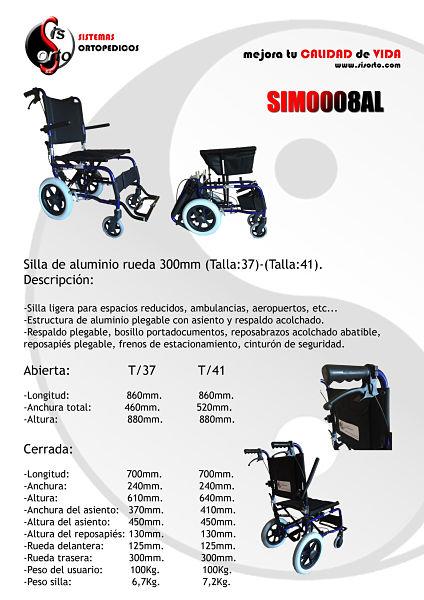 SIM0008AL Ficha