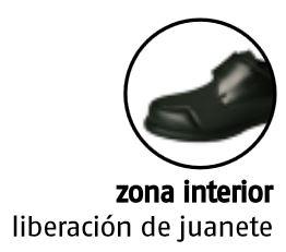 Calzado Liberacion de juanete