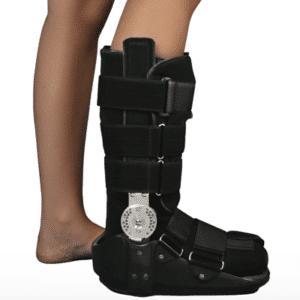 Inmovilizador Walker de tobillo con articulación
