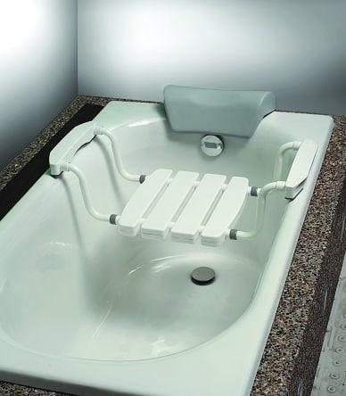 Asiento para bañera sin respaldo