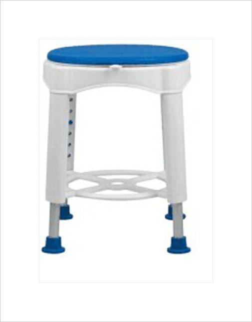 Banqueta de ba o con asiento giratorio ortopedia para ti - Banqueta bano ...