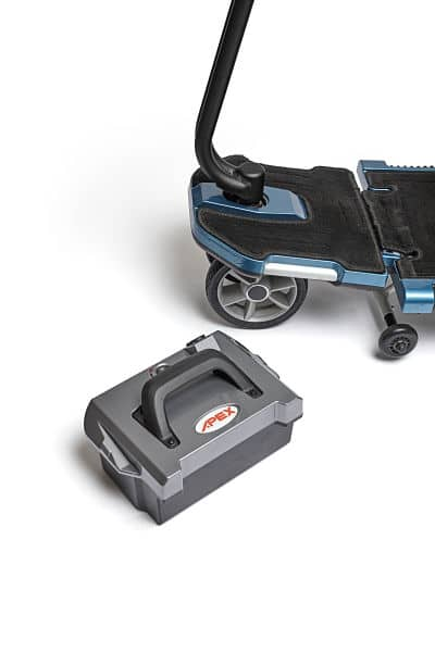 Bateria Extraible para Scooter Brio