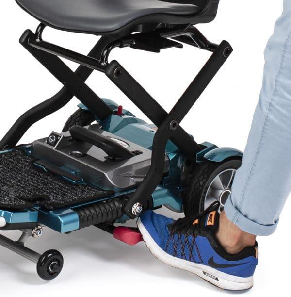 silla ruedas electrica minusvalidos