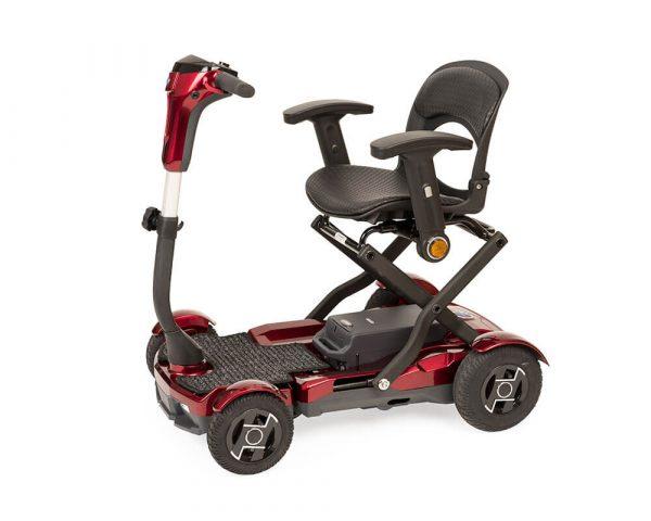 scooter apoyabrazos