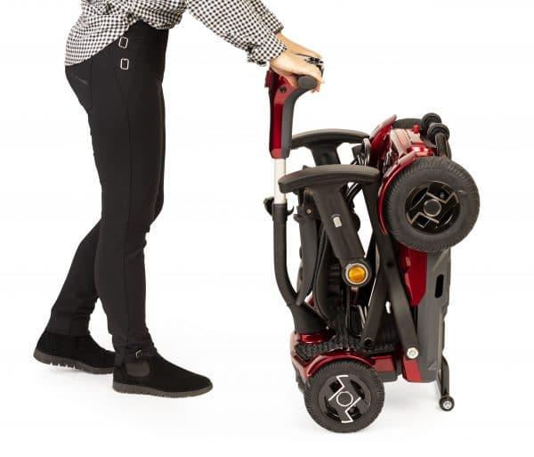 scooter minusvalidos facil transporte
