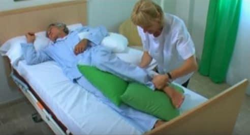 Cambios posturales prevencion ulceras