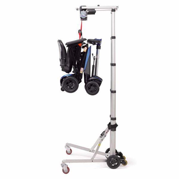Grúa Hercules para sillas de ruedas