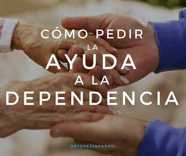 pedir ayuda a la dependencia