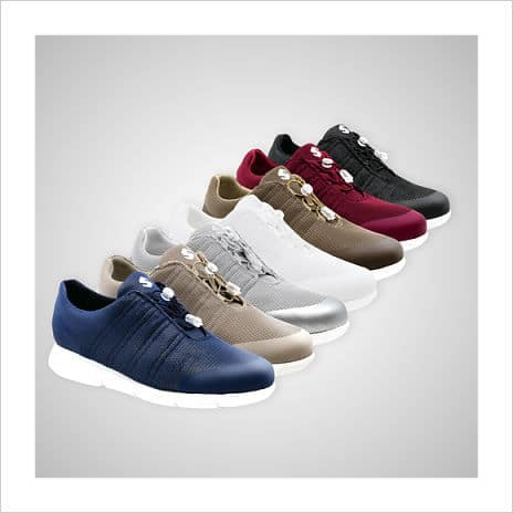 zapatillas deporte casual para mujer