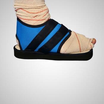 Calzado postquirurgico