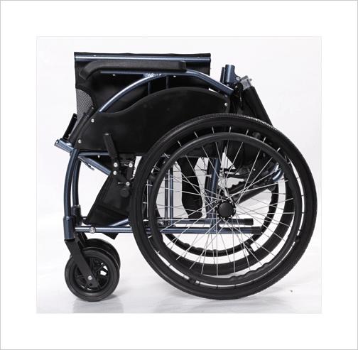 Silla de ruedas auropropulsable