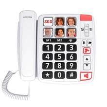 telefono para mayores sonido extrafuerte