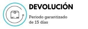 Devolucion de pedido 15 dias