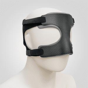 Máscara de carbono para deporte