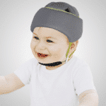 casco protector craneal niño
