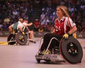 Elegir silla de ruedas