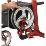 andador con ruedas pelgable